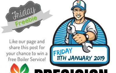 Like our page and share a FB post for your chance to win a free Boiler Service!